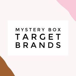 5/$25 Mystery Box Target Brands Size Medium